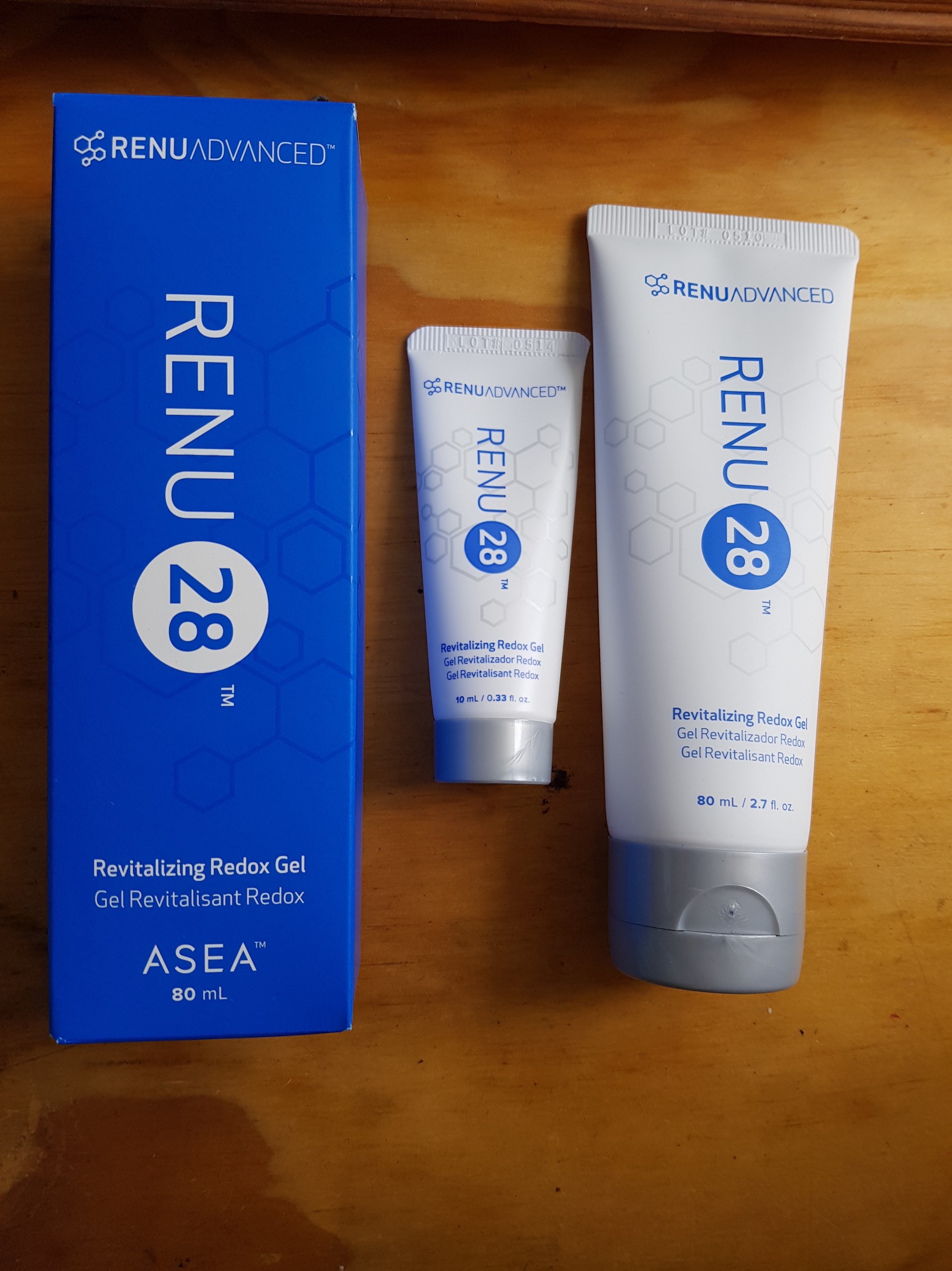 RENU 28 Revitalising Redox Gel + Bonus 10ml