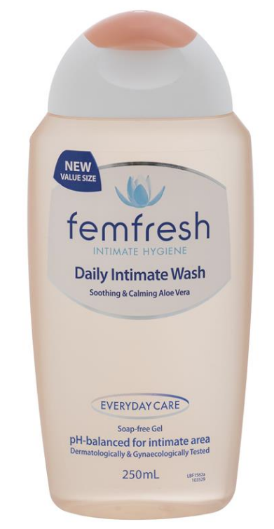 Femfresh Daily Wash Aloe Vera 250ml