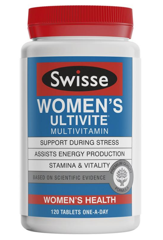Swisse Women's Ultivite Multivitamin 120